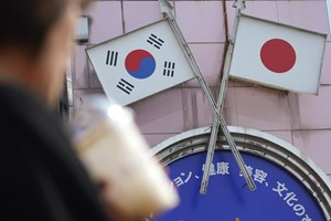 Nhật Bản, Hàn Quốc nỗ lực hóa giải bất đồng