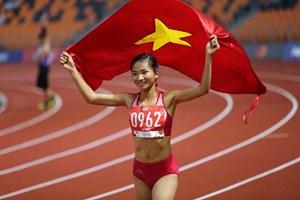 Điền kinh Việt Nam mở ra cơ hội săn vé Olympic
