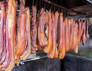 Thịt lợn hun khói
