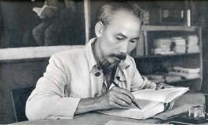 Kỷ niệm 130 năm ngày sinh Chủ tịch Hồ Chí Minh (19/5/1890-19/5/2020): Hồ Chí Minh với độc lập tự do dân tộc