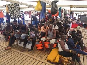 6 quốc gia  tiếp nhận người di cư được tàu Open Arms giải cứu