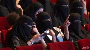 Arab Saudi tuyên bố mở cửa rạp chiếu bóng sau 35 năm bị cấm