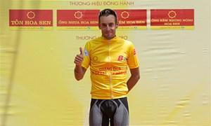 Javier đoạt áo vàng chung cuộc