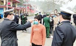 Từ 3/2, tất cả người nhập cảnh từ Trung Quốc về Việt Nam được cách ly
