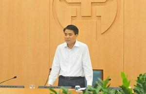 Chủ tịch Hà Nội: 'Từ  mai, ai ra đường không có việc cần thiết sẽ bị phạt'