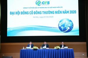 CFS đặt mục tiêu doanh thu 1.200 tỷ đồng năm 2020