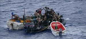Benin: 9 thủy thủ bị cướp biển bắt cóc