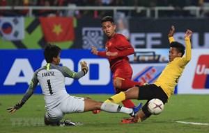 Trận Việt Nam đối đầu Malaysia được trực tiếp trên kênh nào?