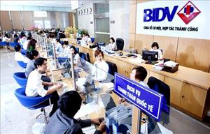 Thông báo tuyển dụng nhân viên Ngân hàng TMCP Đầu tư và Phát triển Việt Nam (lần 2)