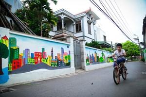 Đổi thay ở ngoại thành Hà Nội