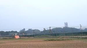 Phú Thọ: Thấp thỏm bên nhà máy xi măng