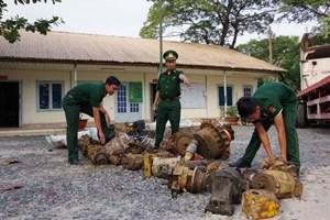 Bà Rịa-Vũng Tàu: Triệt phá đường dây trộm cắp phế liệu trên tàu nước ngoài