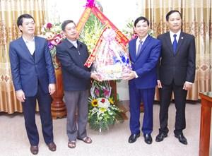 Mùa Giáng sinh với đồng bào Công giáo Nam Định