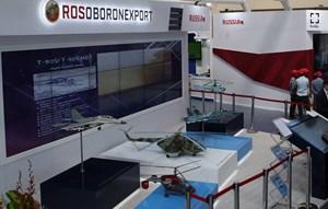 Nga chào hàng khí tài quân sự hiện đại nhất với Việt Nam