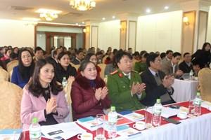 Bắc Giang: Cán bộ Mặt trận 21 xã, thị trấn được tập huấn công nghệ thông tin