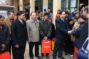 Bắc Giang: Hỗ trợ người nghèo, đối tượng chính sách vào dịp Tết