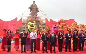 Bắc Ninh khánh thành Đền thờ Thái úy Lý Thường Kiệt