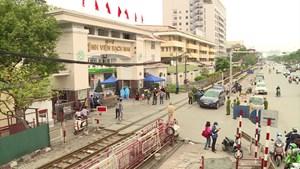 Từ ngày 11/5, Bệnh viện Bạch Mai trở lại hoạt động bình thường