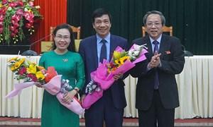 Quảng Bình: Chủ tịch Mặt trận được bầu làm Trưởng ban Văn hóa - Xã hội HĐND tỉnh