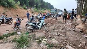 Lạng Sơn: Chậm đền bù, dân chặn xe vào thi công dự án hồ chứa nước nghìn tỷ