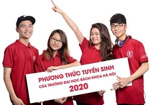Linh hoạt tuyển sinh đại học 2020