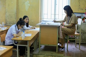 Tinh giản chương trình học kỳ II: Tránh quá tải cho học sinh