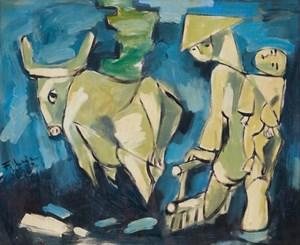 Giới thiệu tác phẩm của họa sĩ Phạm Lực