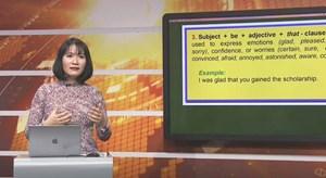 Học qua truyền hình: Đề cao tính tự giác của học sinh