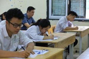 Sớm công bố phương án thi THPT quốc gia