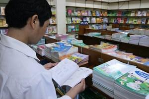 Sách giáo khoa mới: Vẫn chưa có để chọn