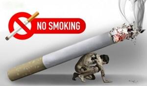 Tác hại kinh hoàng của thuốc lá