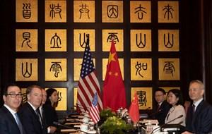 Thỏa thuận thương mại Mỹ - Trung tạm hoãn