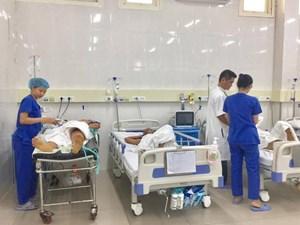 Bệnh viện Trung ương Huế: Thực hiện 'giờ vàng' cứu sống bệnh nhân
