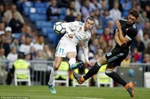 Bale lập cú đúp, Real Madrid giành chiến thắng hủy diệt 6-0