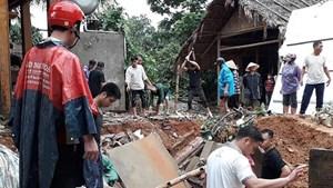 Hà Nội: Hỗ trợ đồng bào lũ lụt bị thiệt hại vì cơn bão số 3