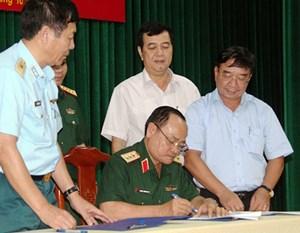 Bàn giao đất quốc phòng cho TP Hồ Chí Minh phục vụ phát triển kinh tế - xã hội