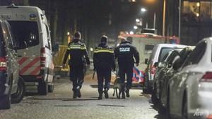 Bắn súng ở Hà Lan, 2 người thương vong