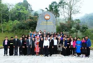 BẢN TIN MẶT TRẬN: Chung tay gìn giữ lịch sử của Mặt trận