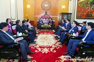BẢN TIN MẶT TRẬN: Không ngừng gìn giữ, vun đắp quan hệ hữu nghị Việt Nam – Lào