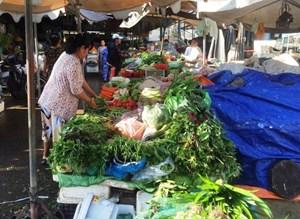 Lo ngại chất lượng rau củ quả
