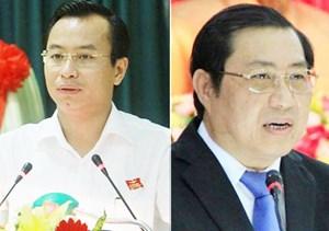 Báo cáo Ủy ban Kiểm tra Trung ương về hình thức kỷ luật Bí thư, Chủ tịch TP Đà Nẵng