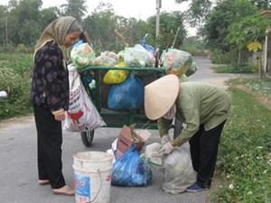 Bảo vệ môi trường từ phân loại rác tại gia đình