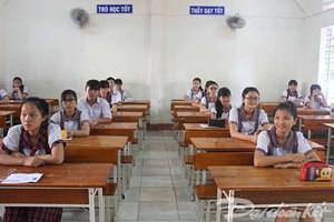 Bất ngờ với điểm thi lớp 10 ở TP Hồ Chí Minh
