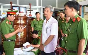 Bắt nguyên Giám đốc và Phó giám đốc Sở KH&CN tỉnh Trà Vinh