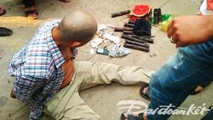 Bắt quả tang đối tượng vận chuyển tàng trữ ma túy