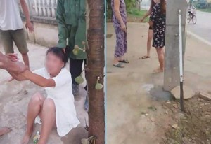 Không có việc 'bắt cóc trẻ con, chém người truy đuổi ở Phú Thọ' như MXH chia sẻ
