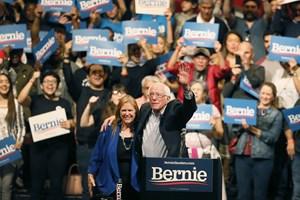 Bầu cử Tổng thống Mỹ: Ứng viên Bernie Sanders thắng lớn ở Nevada