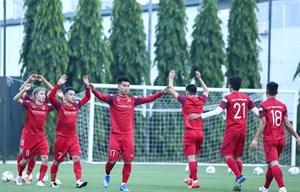 Danh sách tuyển Việt Nam đấu Malaysia: Văn Kiên và Xuân Mạnh bị loại