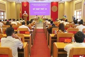 Khai mạc kỳ họp thứ 10 HĐND tỉnh Khánh Hòa khóa V