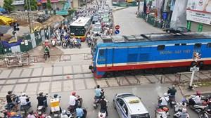 Đường sắt Việt Nam thời cách mạng công nghiệp 4.0: Lững thững với 'tốc độ'... 0.4